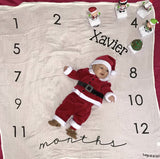 ADD ON**Add a Name!- Personalize your blanket by adding your babies name!