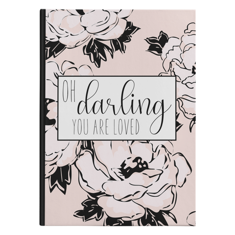 Oh Little Darling Flower Journal