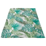 Tropical Fleece Swaddle