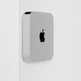 Clean and Cool Wall Mount System for Apple Mac Mini.