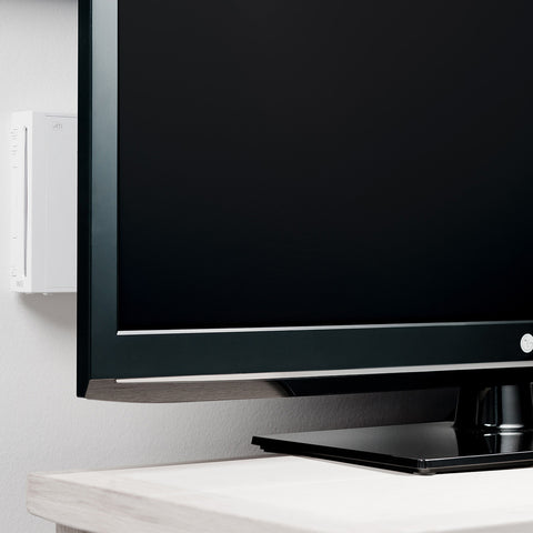 Elegant Wall Mount for Nintendo Wii, Clean and Cool Nintendo Wii Wall Bracket.