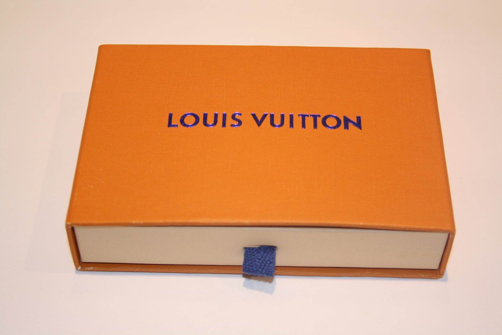 Louis Vuitton Keyring Keychain Brand New in Original Gift Box