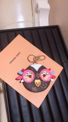 Louis Vuitton Coin Pouch Keyring Keychain
