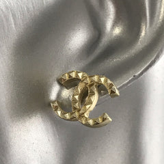 CHANEL EARRING STUDS YJ