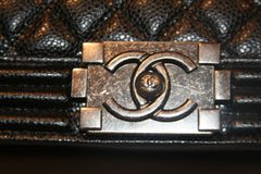 NEW Chanel Le Boy Bag SMALL New