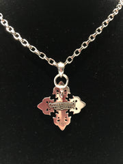 Chrome Hearts Chain Necklace Unisex