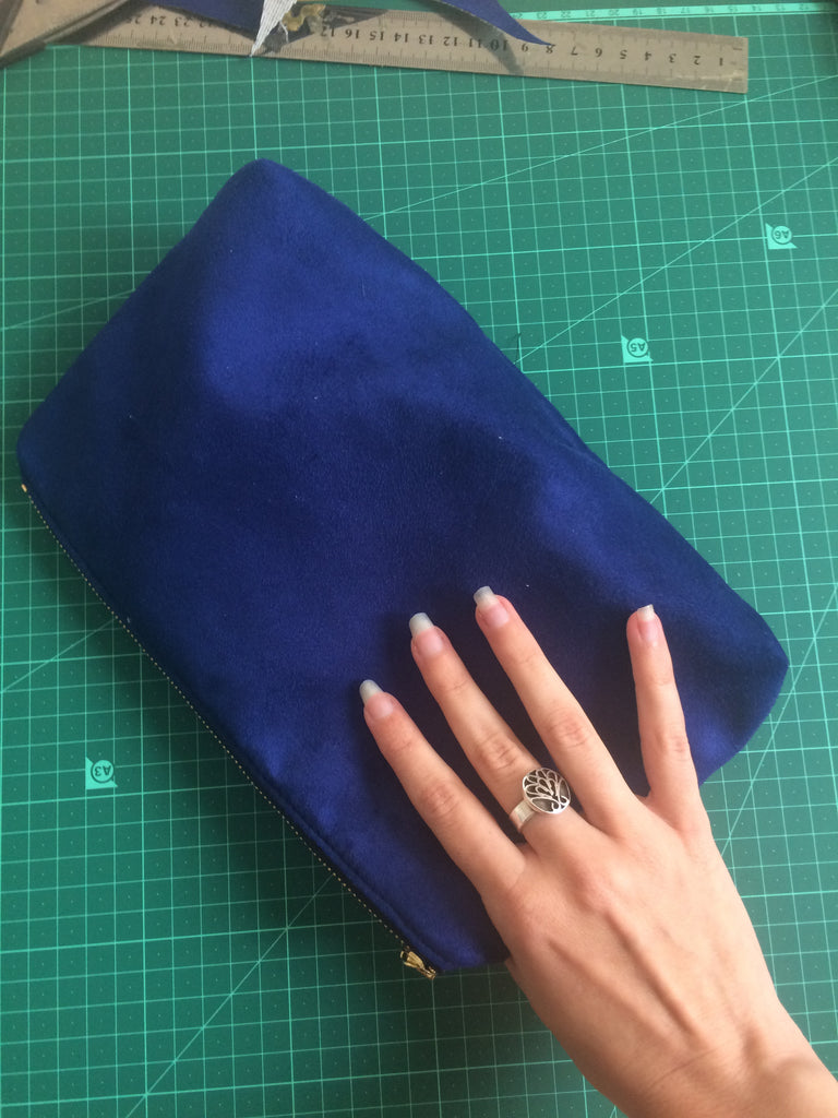 How to make the perfect evening clutch