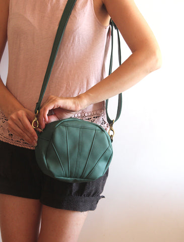 ALBI BAG, small crossbody bag. Vegan and eco friendly bag by Petrushka studio