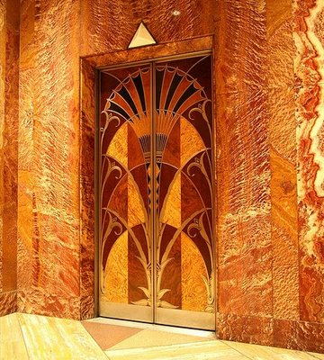 Egyptian Art Deco