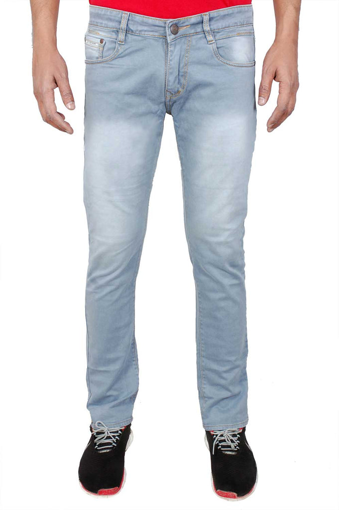 US Polo Men Blue Perfume Wash Jeans Sty-A