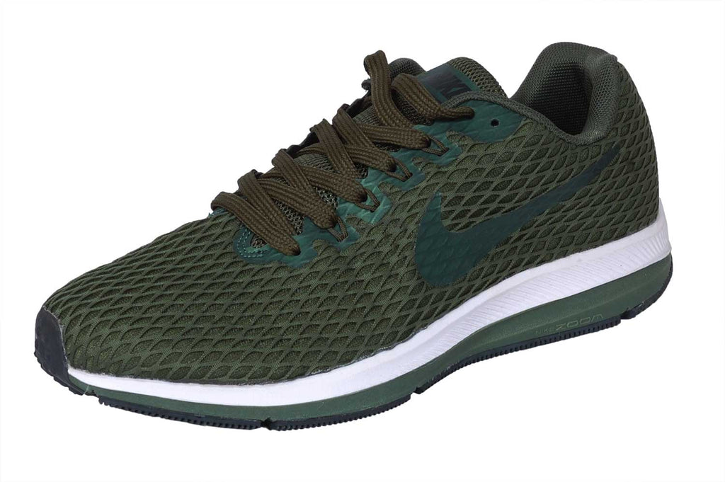 Nike Green Allout DMD Running Shoes