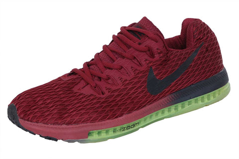 Nike Mahroon Allout DMD Running Shoes