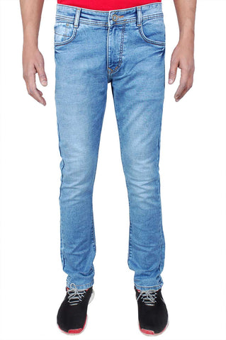 Mufti Men Blue Perfume Wash Jeans Sty-D