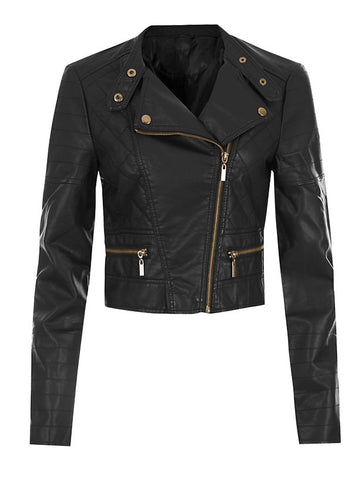 Kids Leather Jackets KGJKT-104 - Zohranglobal.com
