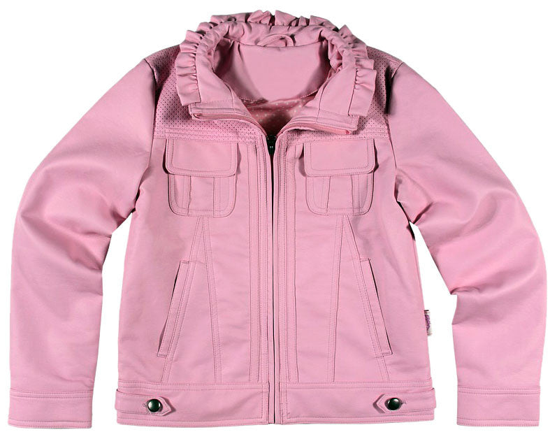 Kids Leather Jackets KGJKT-107 - Kids Leather Jackets - Zohranglobal.com