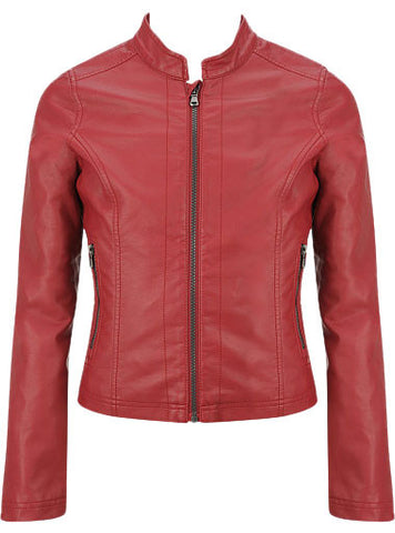 Kids Leather Jackets KGJKT-109 - Zohranglobal.com