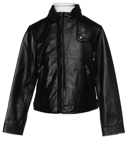Kids Leather Jackets KGJKT-111 - Zohranglobal.com