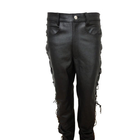 Women Leather Trouser WLTRS-103 - Zohranglobal.com