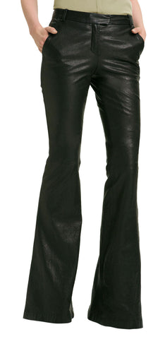 Women Leather Trouser WLTRS-118 - Zohranglobal.com