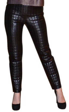 Women Leather Trouser WLTRS-131 - Zohranglobal.com