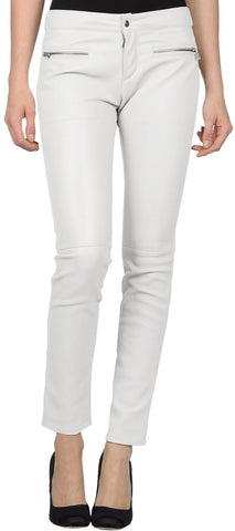 Women Leather Trouser WLTRS-133 - Zohranglobal.com