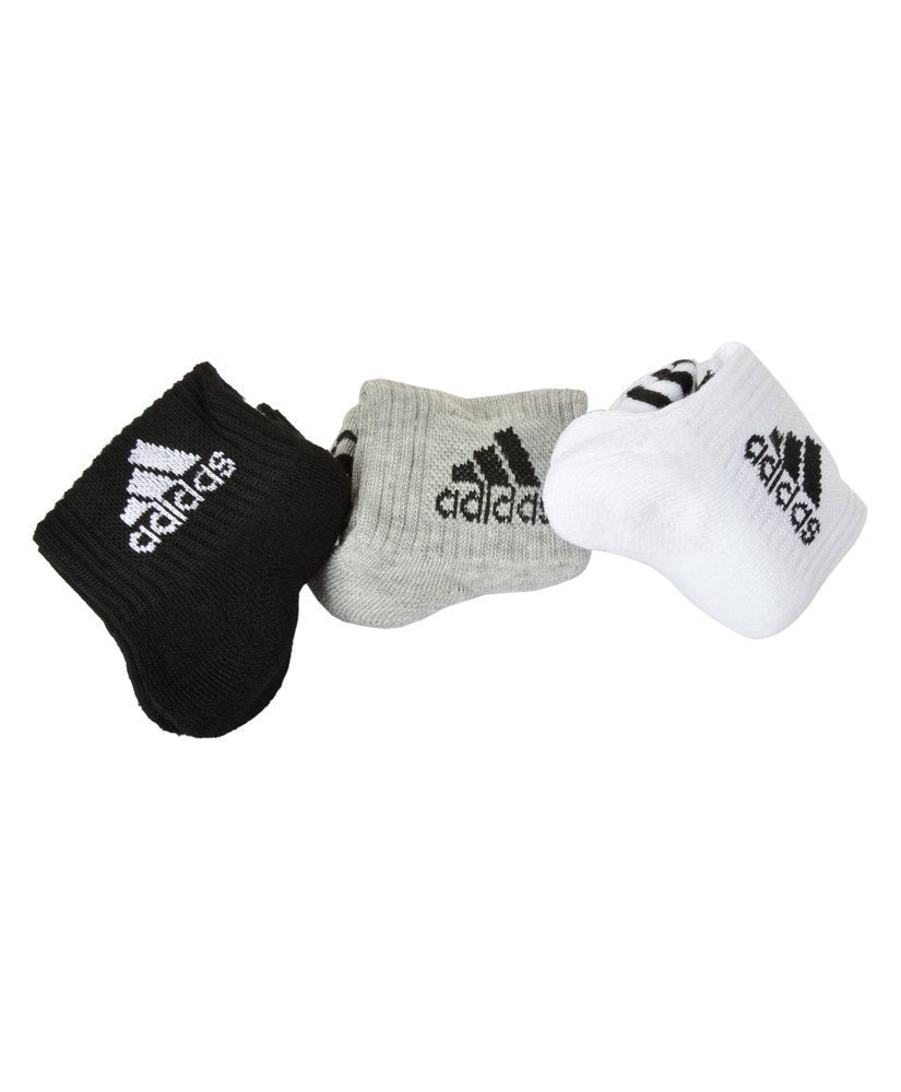 3 Pcs Set Adidas Terry Socks