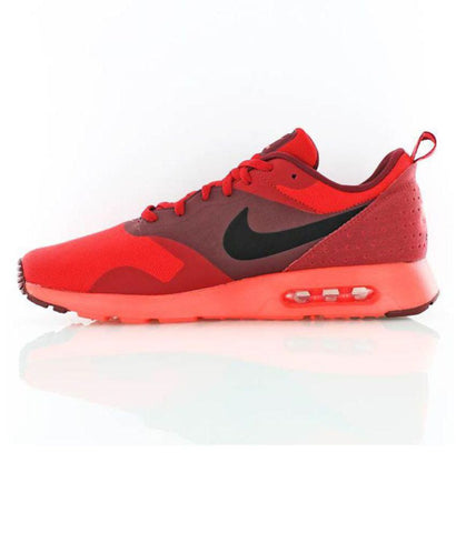 Nike Red Airmax Tavas Running Shoes