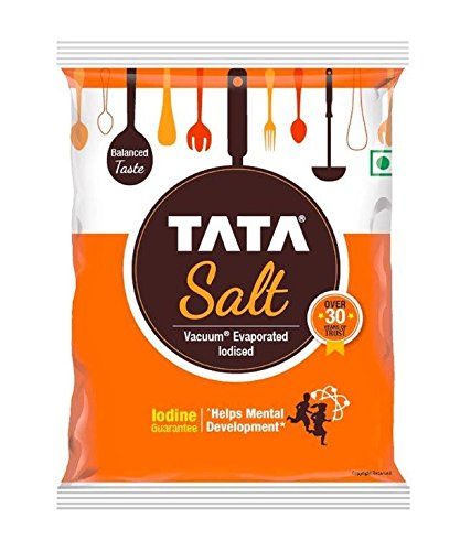 Vacuum Evaporated Iodized Tata Salt