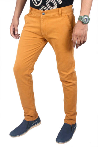 United Colors of Benetton Men Tan Jeans Sty-11
