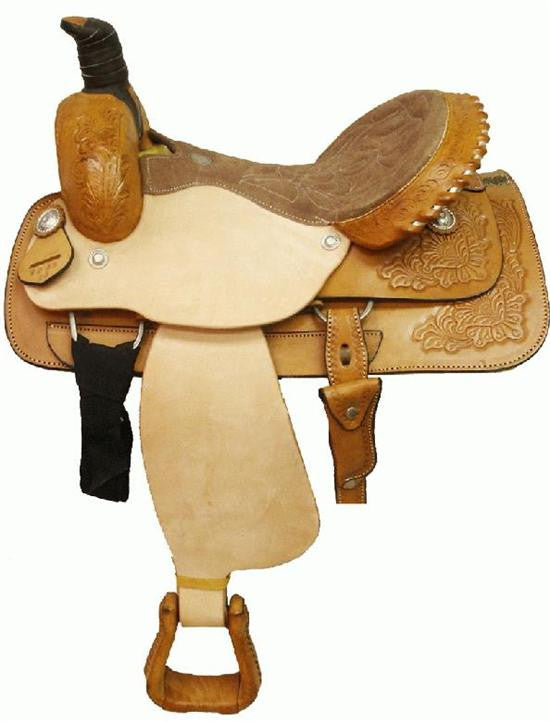 Leather Western Saddle WS-118 - Zohranglobal.com