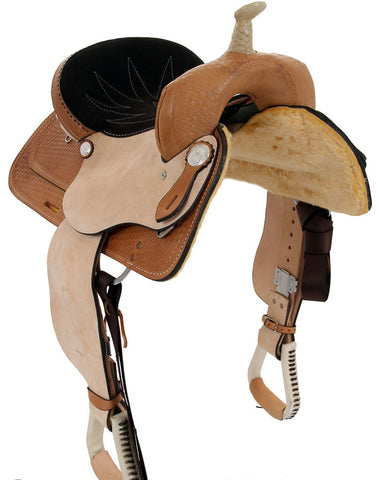 Leather Western Saddle WS-144 - Zohranglobal.com