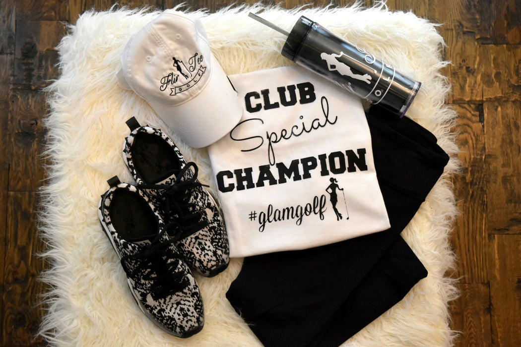 "Club Special Champion - Flir""Tee"" - FlirTee Golf"