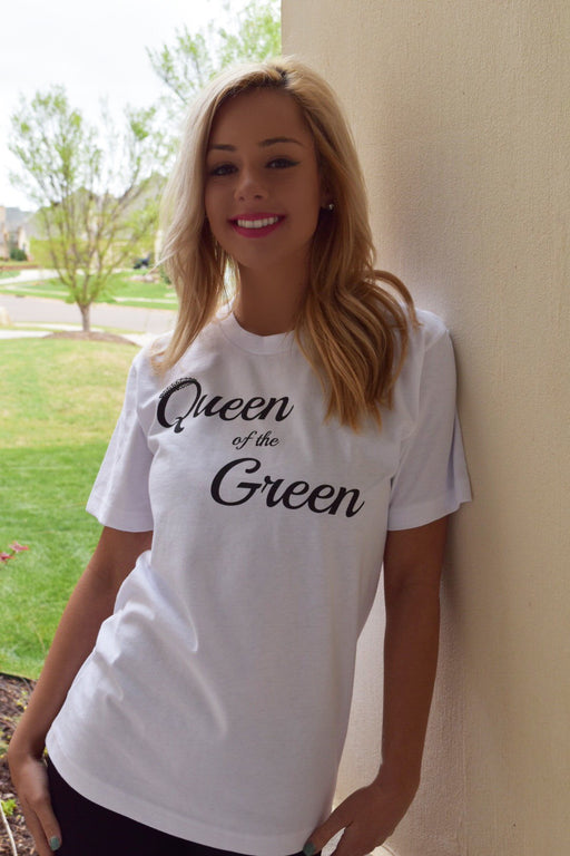 "Queen of the Green - Flir""Tee"" - FlirTee Golf"