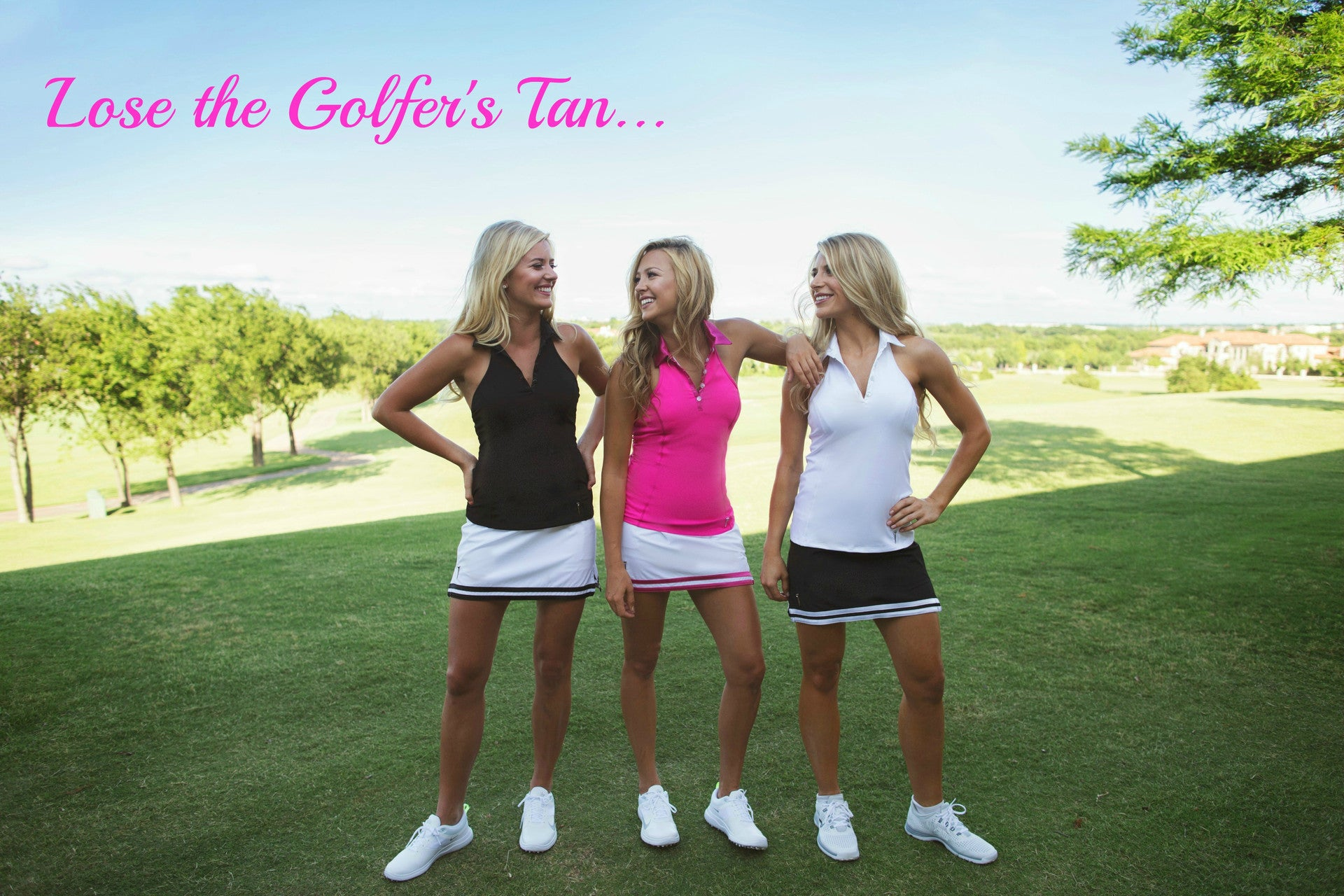 women's golf skirts