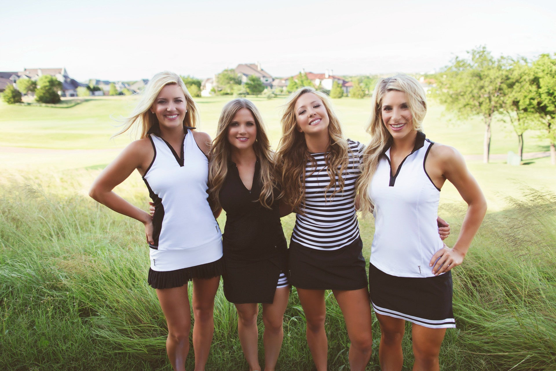 flirtees golf apparel