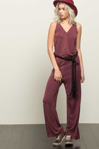 Braided Jumpsuit