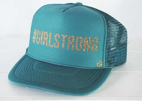 #GIRLSTRONG Hat