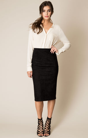 Isabella Pencil Skirt