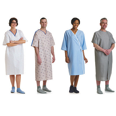 About Our Hospital Gowns