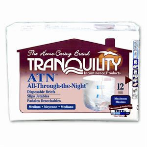 Tranquility All-Through-the-Night Disposable Brief - BH Medwear - 1