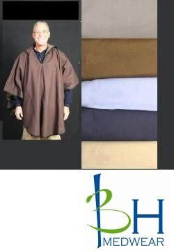 BH Mens Winter/Wheelchair Poncho - BH Medwear - 1