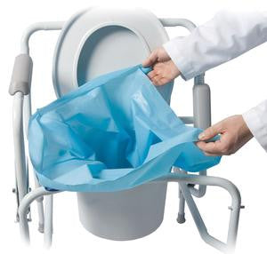 Mobility Transfer Systems Sani-Bag+® Commode Liner (Pack of 10) - BH Medwear