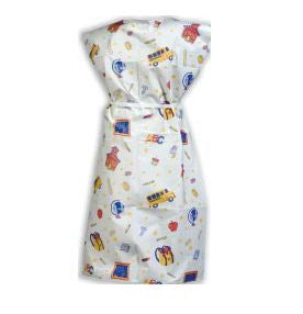 Pediatric Exam Gowns Front/Back Opening - BH Medwear