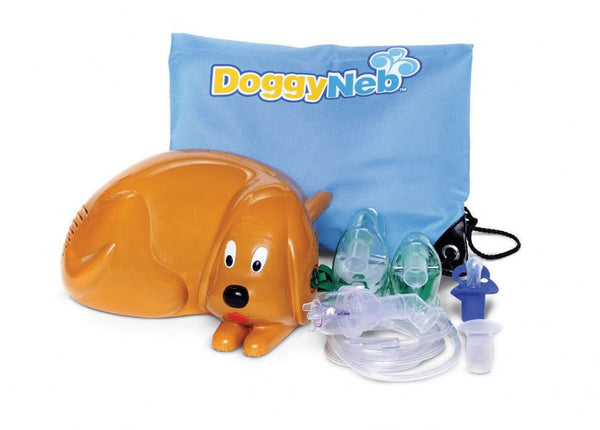 Doggy-Shaped Kid Friendly Nebulizer - BH Medwear