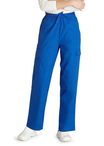 Adar Universal Natural-Rise Multipocket Cargo Tapered Leg Pants Tall - BH Medwear