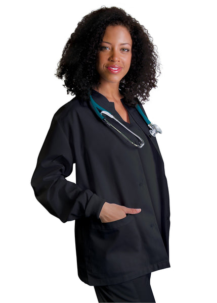 Adar Warm-Up Jacket - BH Medwear - 1