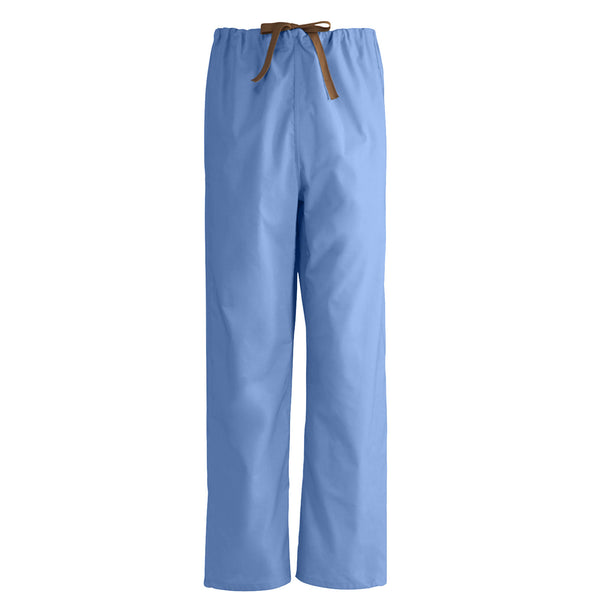 100% Cotton Reversible Unisex Scrub Pants - BH Medwear - 1