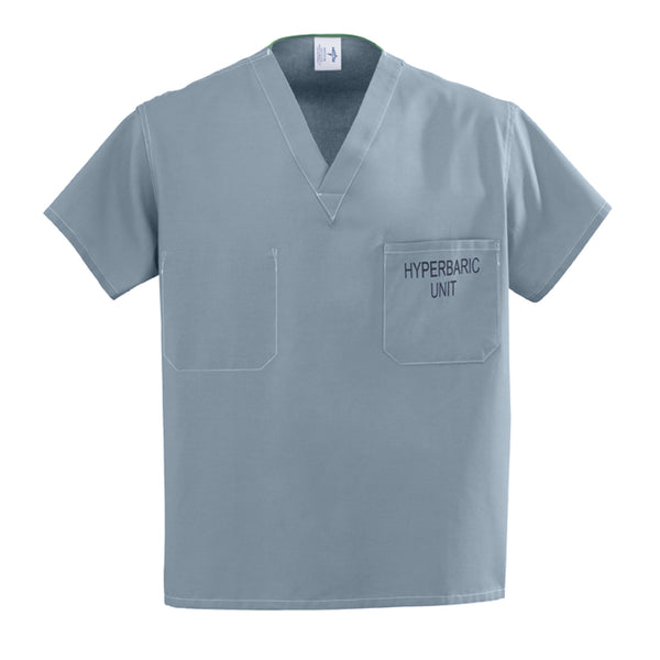 100% Cotton Hyperbaric Reversible Top - BH Medwear - 3