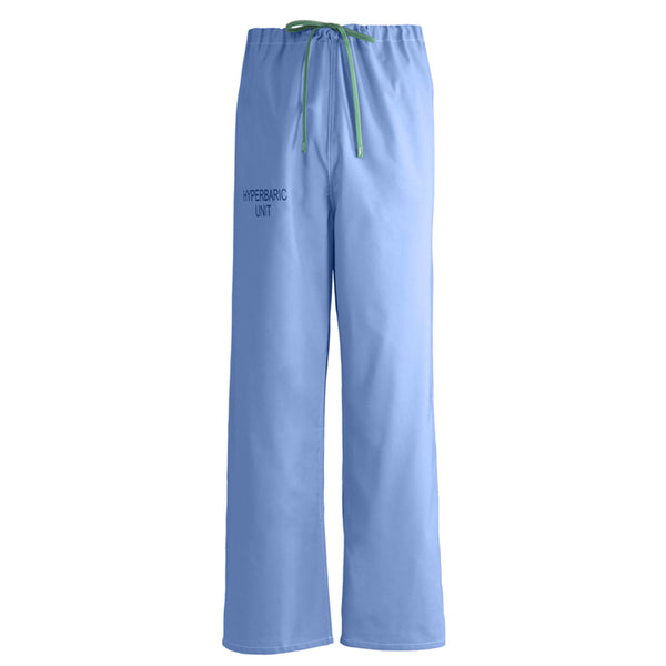 100% Cotton Hyperbaric Reversible Pants - BH Medwear - 1