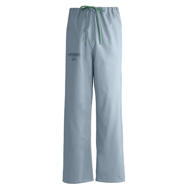100% Cotton Hyperbaric Reversible Pants - BH Medwear - 2